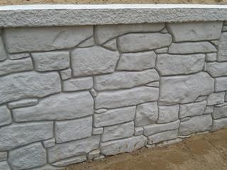 Dapedotexniki - Decorative concrete wall forms ...